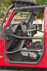 Portes Tubulaires AVANT Jeep Wrangler 2007-18 (1150910)