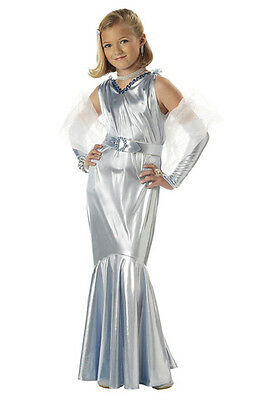 Brand New Glamorous Hollywood Movie Star Child Costume](Kids Hollywood Costumes)