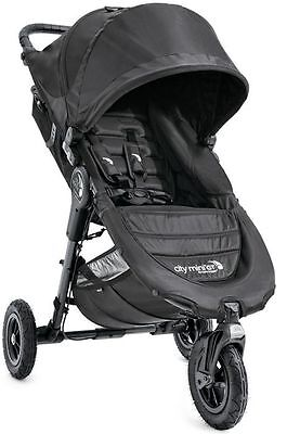 Baby Jogger City Mini GT Compact All Terrain Stroller Black NEW 2016