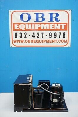 New Tecumseh Freezer Condensing Unit Model Aka9460zxdxc Refrigerant R404a Hp1