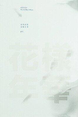 BTS BANGTAN BOYS In the Mood for Love  Pt.1 WHITE CD+Photobook+Photocard