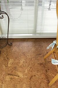 Budget Flooring - Cork to Suit Any Décor $3.29 SQ/FT