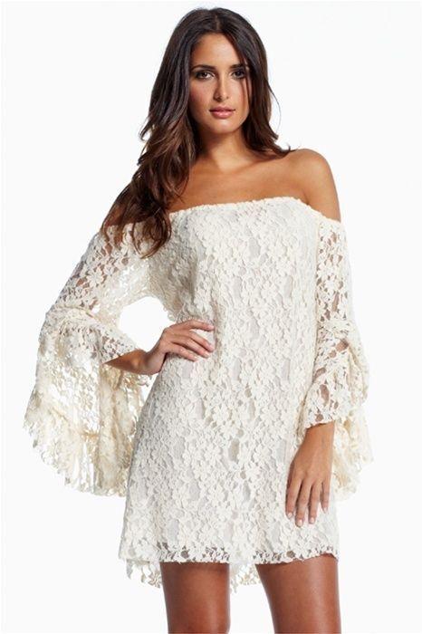 White Dresses for Women | eBay