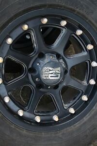 WANTED ONE OR WILL SELL THREE XD SERIES RIMS Regina Regina Area image 3