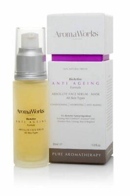 AromaWorks Absolute Face Serum Mask 30ml