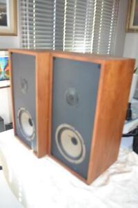 VINTAGE Legacy Model 100 Speakers MADE IN ENGLAND