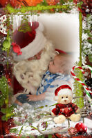 Best Christmas Party with Santa Claus's visit and Photo Booth