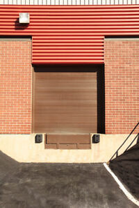 WAREHOUSE SPACE WITH LOADING BAY AVAILABLE
