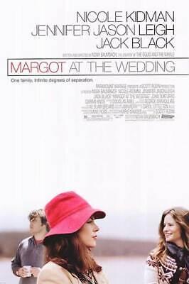 Margot At The Boda (2007) Original Cartel de Película