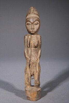 Art African Figure Baoulé 110