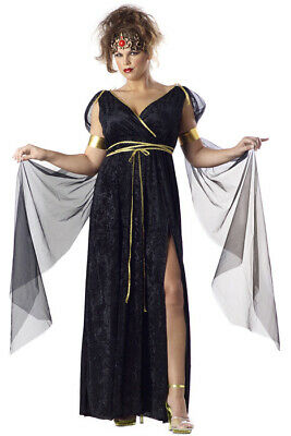 Brand New Medusa Plus Size Costume Roman Greek Goddess](Goddess Plus Size Costume)