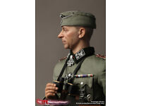 DRAGON IN DREAMS DID 1//6 SCALE WW II BRITISH CHARLIE SHAVED FACE K80135B