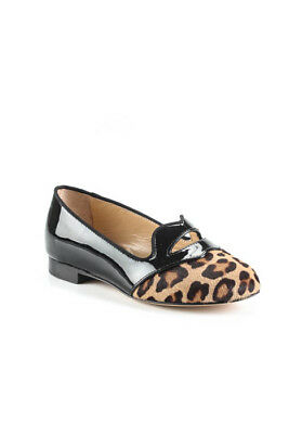 Charlotte Olympia  Childrens Girls Shoes Size 28 Black Bisoux MSRP $325 NIB (Childrens Size 28)