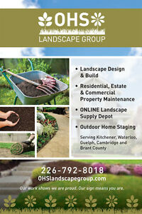 SPRING & SUMMER PROPERTY MAINTENANCE AND LAWN CARE