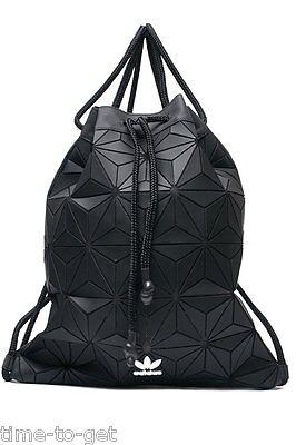 Adidas Originals 3D Bucket Gym Sack x Issey Miyake AY9352 BackPack Amazing LOOK