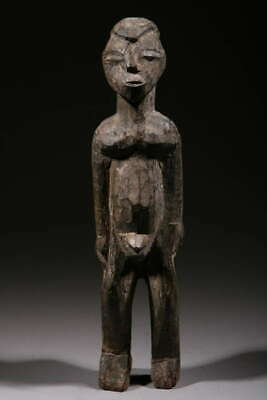 Art African Figure Senoufo