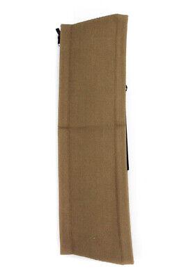 Versace Women's Headband Size 38 Tan Brown New $328