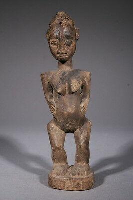 Art African Figure Baoulé 109