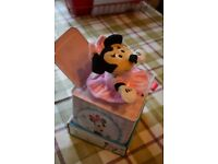 Minnie Mouse Musical Jack-in-the Box