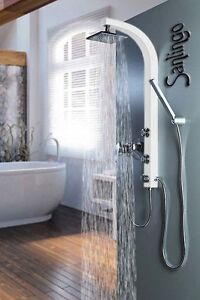 duschpaneel sanlingo jetzt online bei ebay entdecken ebay. Black Bedroom Furniture Sets. Home Design Ideas