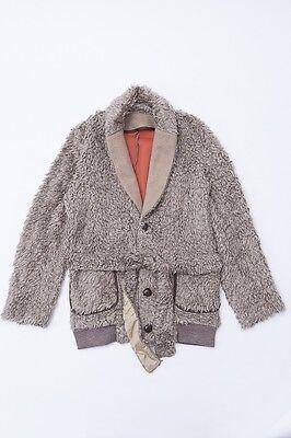 Used/sacai Gown Jacket Beige 1 Mens