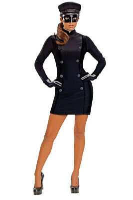 Brand New The Green Hornet Secret Wishes Miss Kato Adult Halloween Costume
