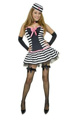 TRASHY PRISONER OF LOVE  LARGE COSTUME - NEW!!!!!!!!!!! - Prisoner Of Love Costume Halloween