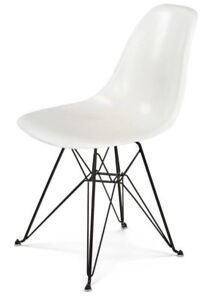 Wanted: Eames fiberglass white shell chair with eiffel base