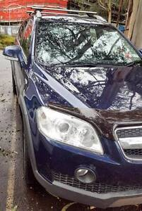 2008 Holden Captiva Wagon O'Connor North Canberra Preview