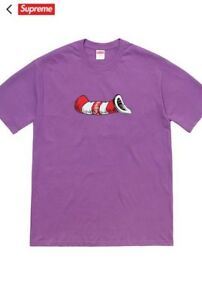a7fce5b95cb Supreme cat in the hat tee