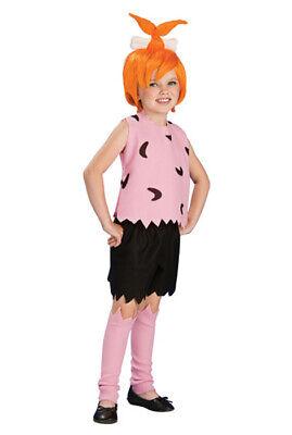 Brand New The Flintstones Pebbles Child Halloween - Baby Pebbles Flintstone Halloween Costume