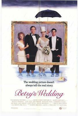 Betsy's Boda Original Cartel de Película