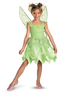 Disney Tinker Bell and the Fairy Rescue Classic Child Costume - Costume Tinkerbell