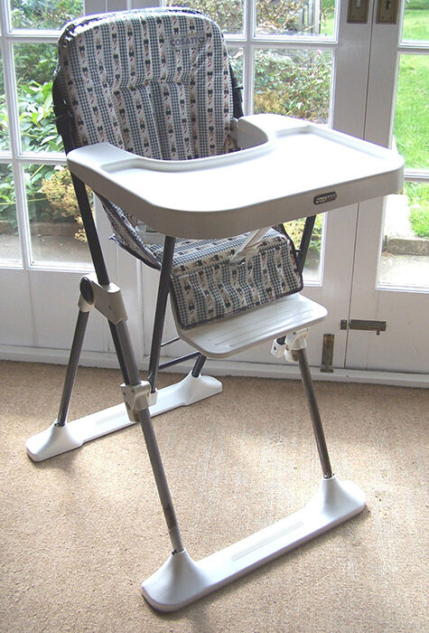 How to Buy a High Chair for a Toddler