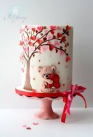 Cakes, Valentine's Day cakes 20% off