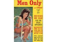 Mens glamour mags