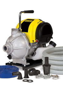 Champion Gas Water Pump Kit, 1-in gas 31cc brand new