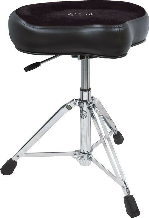 Roc-N-Soc NROK Nitro Black Drum Throne w/ Saddle Seat