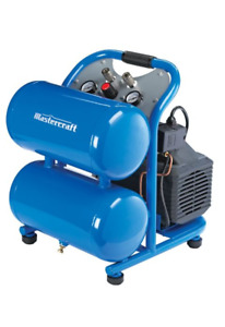 MASTERCRAFT 5 Gallon air Compressor, 1.5-HP (BRANDNEW IN BOX)