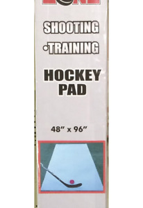 hockey shooting pad 4'*8'
