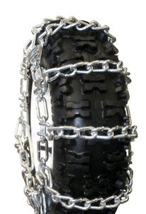SNOW BLOWER TIRE CHAINS - NEW