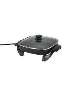 "Black&Decker 12""x12"" electric frying pan"