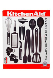 Brand New Sealed KitchenAid Tool and Gadget 17 Piece Set
