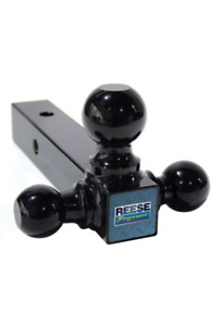 boulle trailer /Reese Tri Ball Trailer Hitch Ball Mount