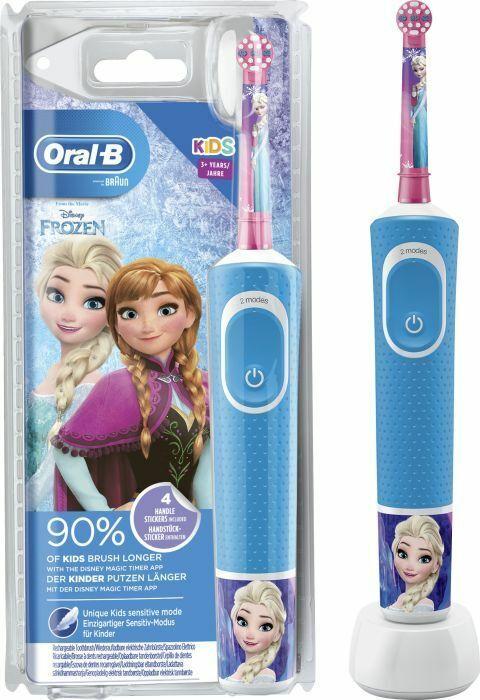 Braun Oral-B Vitality 100 Kids Frozen, Elektrische Zahnbürste neu und OVP