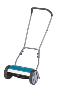 Yardworks Reel Lawn Mower 14 Inch
