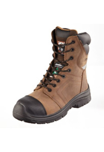Timberline mens work boots(size 9)