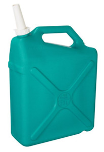 Water Containers 6 gallon/23 litre camping, sports, road trips