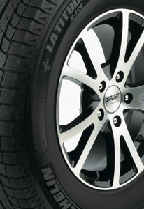 MICHELIN LATITUDE X-ICE tires with rims 235/70R16 Bolt 5x114.3