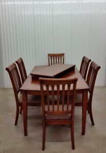 8 Piece Dining Table Set